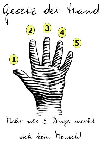 Gesetz der Hand (c) Sylvia Nickel   2nc.de