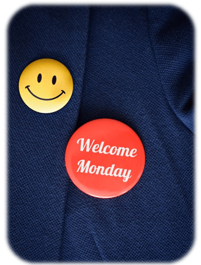 Welcome Monday @ 2nc.de | Zeitmanagement und Arbeitsorganisation made by Sylvia Nickel