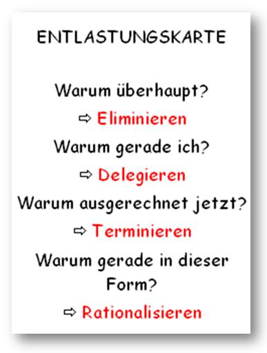 Entlastungskarte (c) Sylvia Nickel   2nc.de
