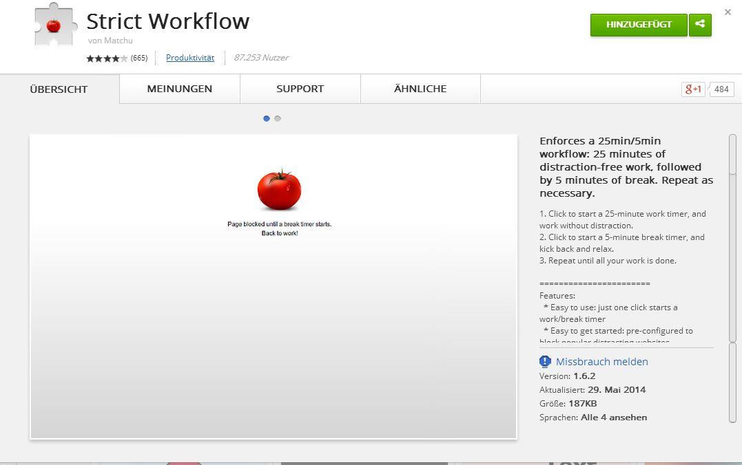 strict workflow app